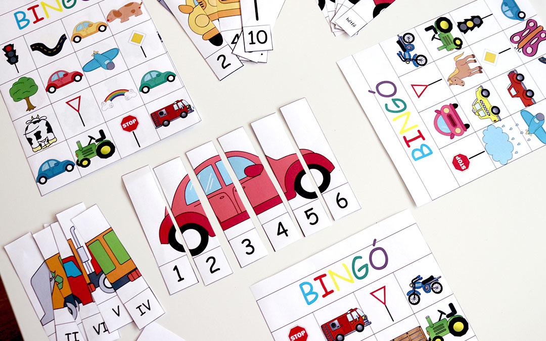 Nyomtatható játékok utazáshoz – letölthető