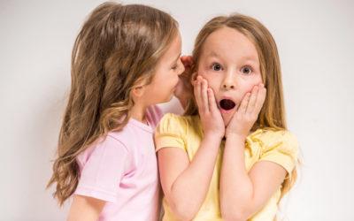 A beszédfegyelem fejlesztése játékokkal