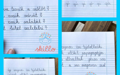 5 ok, amiért csúnyán ír a gyermeked