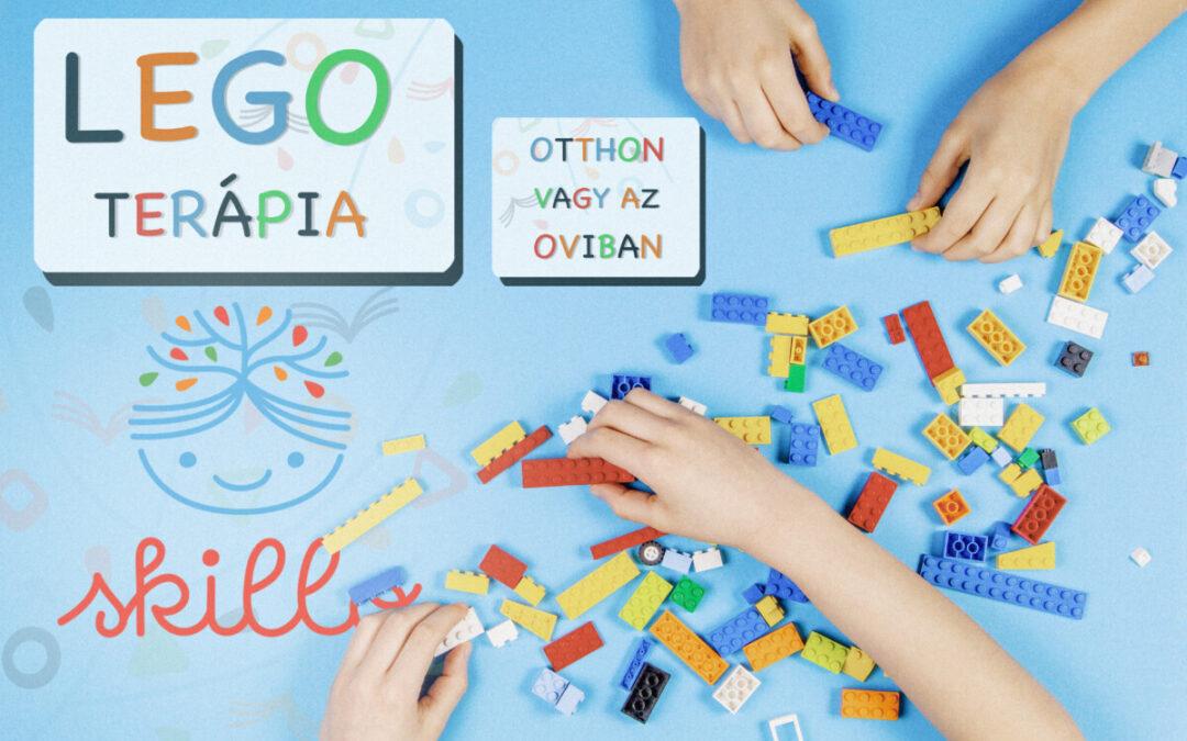 Játék, tanulás, fejlesztés – LEGO Terápia