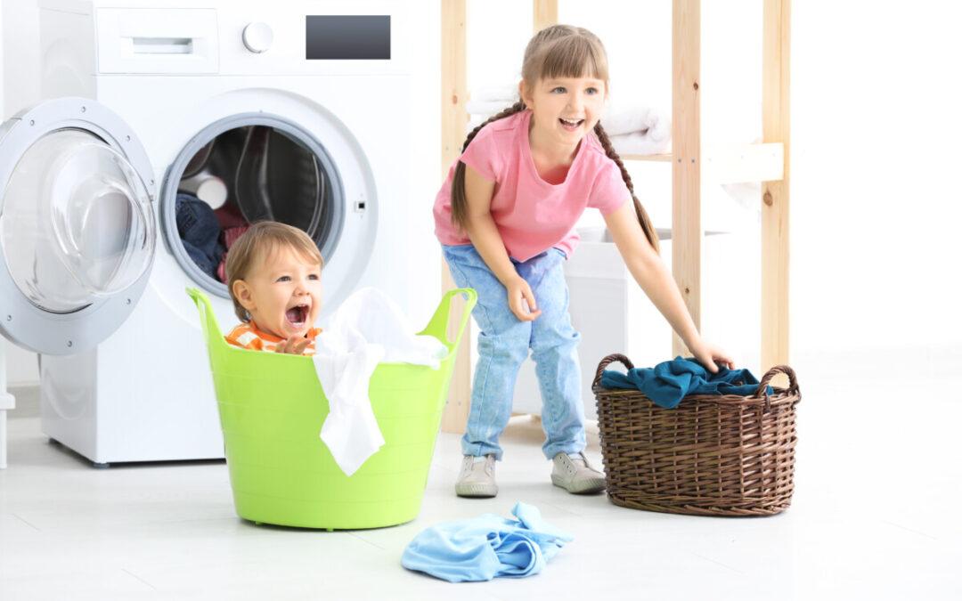 Montessori pedagógia – 5+1 fontos dolog a házimunkáról