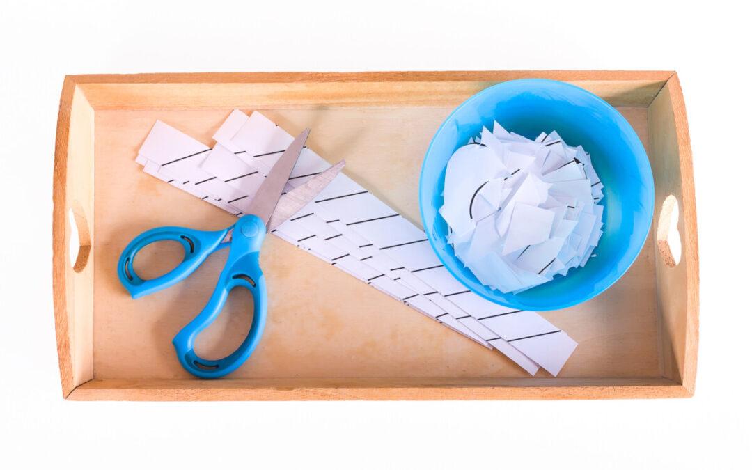 Montessori pedagógia – eszközök bemutatása